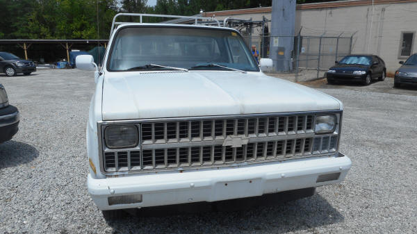 81 Chev Pickup